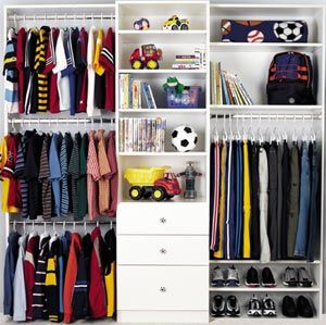 Kids Closet Organizers Home Pinterest