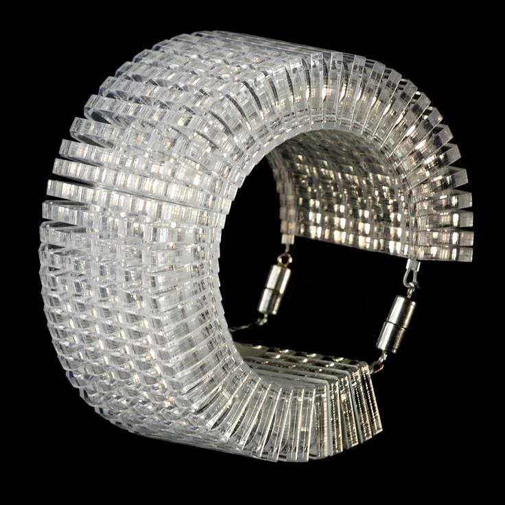 Pelo Bracelet by Sarah Angold Studio. I love this.