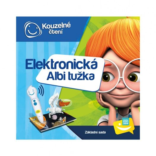 Elektronická Albi tužka ALBI eshop