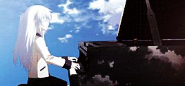 """A wind rushed through that normal, everyday life."" Angel Beats! OP: My Soul, Your Beats - Aoi Tada | Kanade & Yuri"
