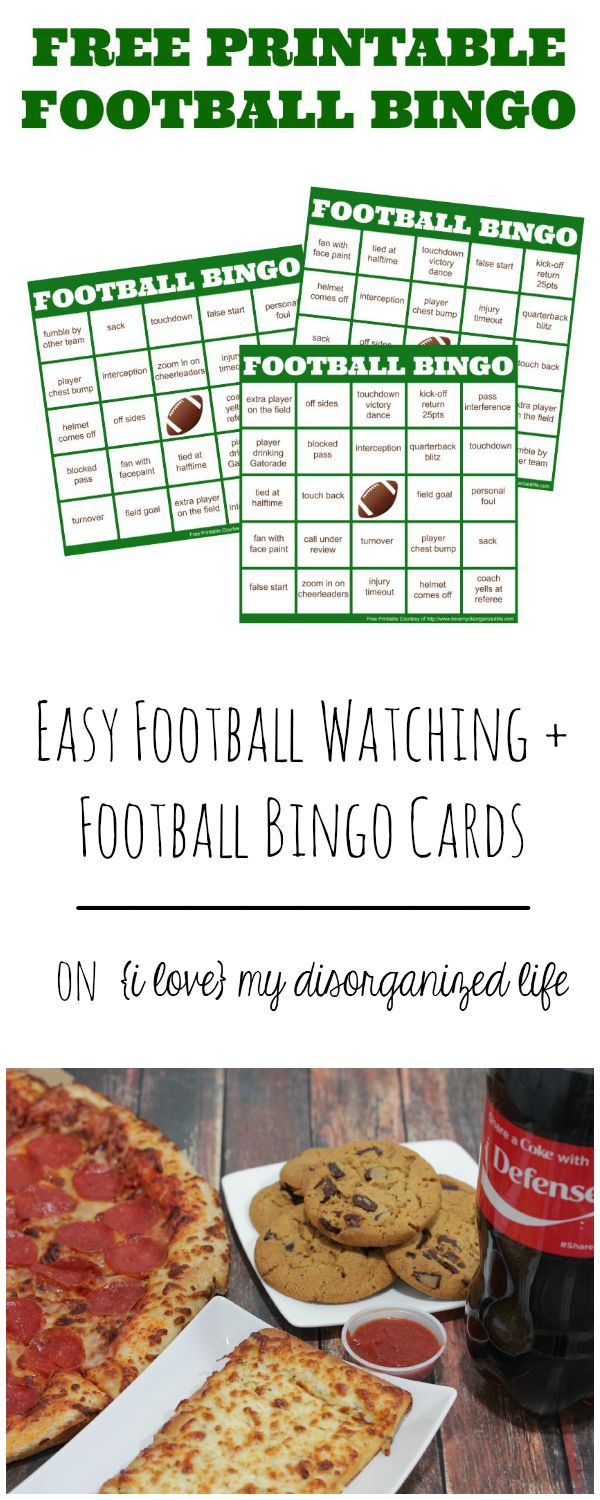 Don't let a busy day keep you from your favorite sport! The #FamilyPizzaCombo makes it easy to feed the family and enjoy the game! Plus, a free football bingo game to play while your watching! #FamilyPizzaCombo @SamsClub ad