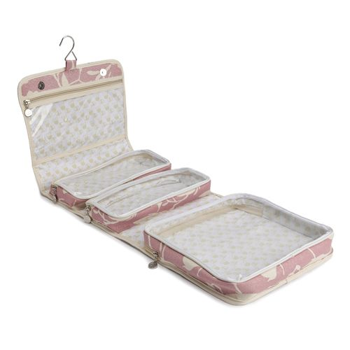 Make-up and toiletry wet bag, perfect for when we travel! $70
