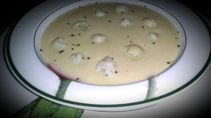 Cette recette est un coup de cœur- j'adore. A faire et à refaire... Le chou-fleur à la sauce crème ayant la faveur du roi Louis XV , cet ...