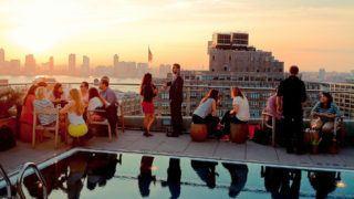 Manhattan's Best Rooftop Bars