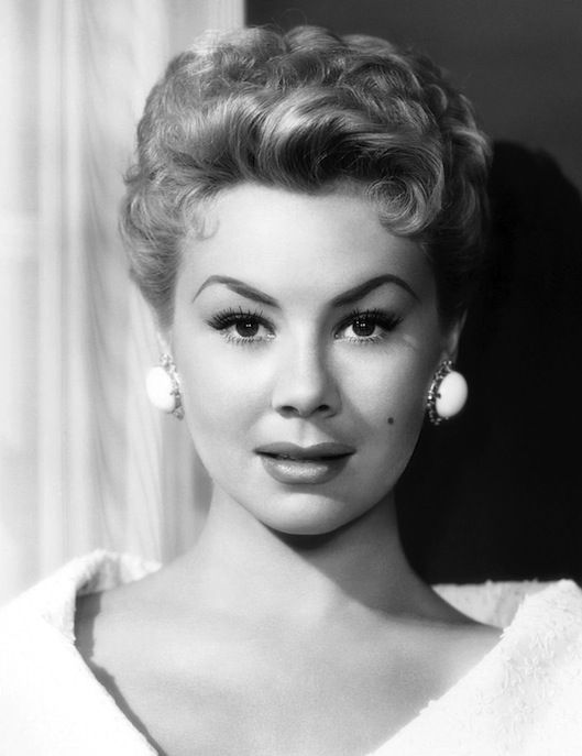 Mitzi Gaynor - (1931-  ) born Francesca Marlene de Czanyi von Gerber.  Singer, dancer, musical film actress and Broadway star. TV guest spots and recording artist.