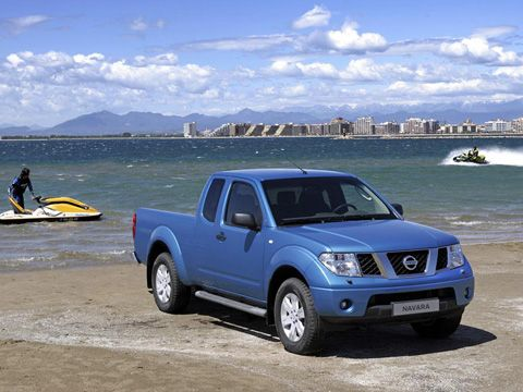 Отзыв о Nissan Navara (Ниссан Навара)