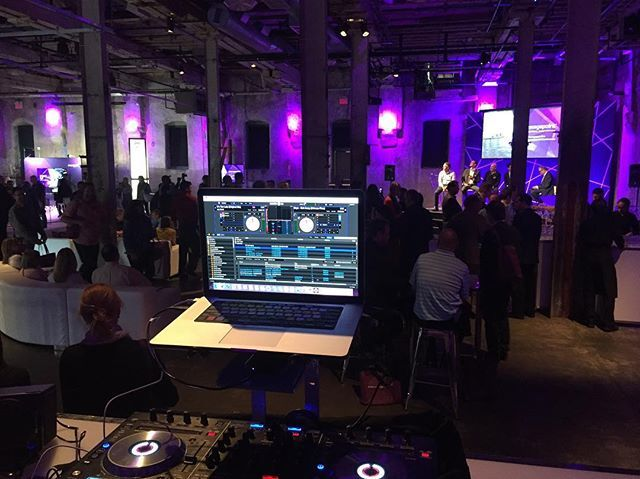 """""""All set for round one of this evening's #Messagepoint conference with @yellowhouseevents! @distilleryto . . #toronto #eventprofs #dj #igerstoronto #torontoevents #blogto #communication #downtowntoronto #guests #igtoronto #djs #torontolifestyle #toronto_insta #djlife #lovetoronto #yyzeats #events #torontostyle #torontoblogger #eventplanner #torontomua #yyz #torontolife #torontoigers #torontoeats"""" by @garrickthedj (garrickthedj). • • • • • #turismo #ilovetravel #instavacation #instalife…"""