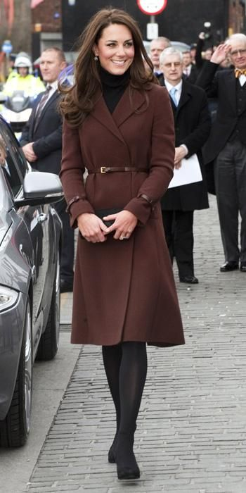 Kate Middleton's Most Memorable Outfits Ever! - February 14, 2012 from #InStyle