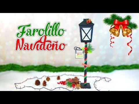 Farolillo navideño