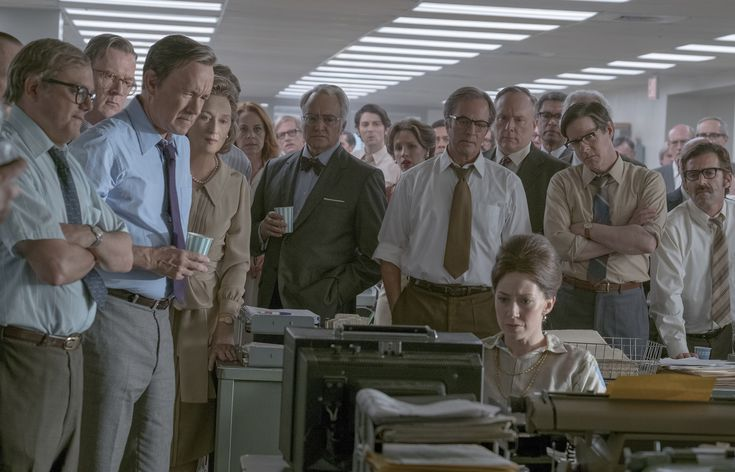 Steven Spielbergs Pentagon Papers Drama The Post Earns Standing Ovation After First Screening http://ift.tt/2z48VXC