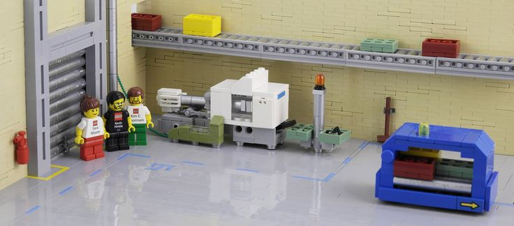 LEGO Factory Kornmarken in Billund | by Legopard