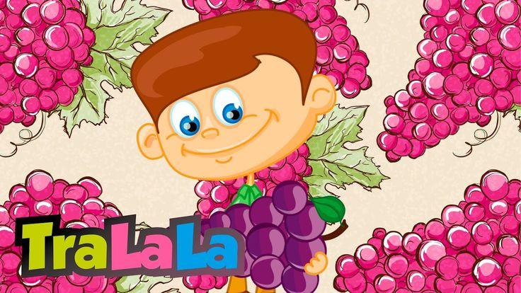 Culesul viilor - Cântece de toamnă pentru copii | TraLaLa
