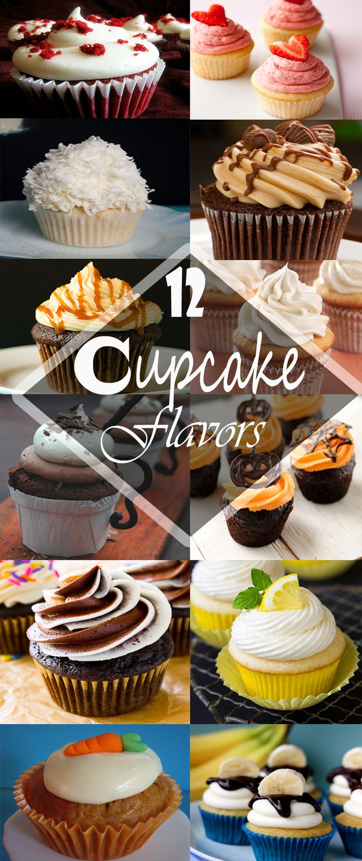 12 Most Edible #Cupcake Flavors Delighted By Foodie People.