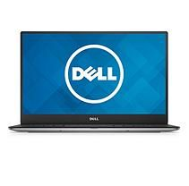 "Dell XPS 13.3"" Quad HD+ Infinity Edge Touchscreen Notebook, Intel Core i5-7200U Processor, 8GB Memory, 256GB SSD"
