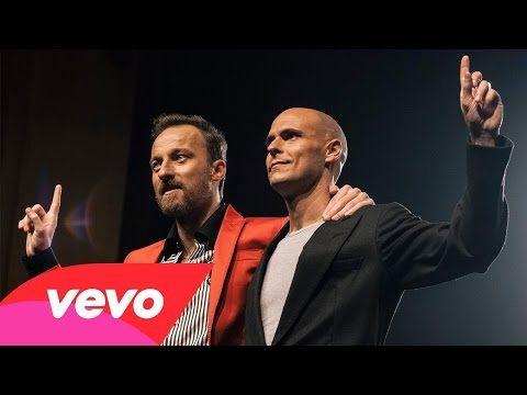 Niccolò Agliardi & Francesco Facchinetti - L'inizio del mondo - YouTube