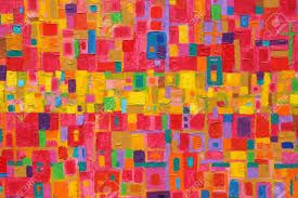 """Résultat de recherche d'images pour """"toile coloree abstraite"""""""
