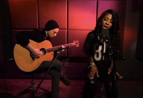 "New Music: Sevyn Streeter Performs Aaliyah's ""COME OVER"" Acoustic Version."