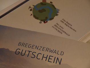 Neuer Bregenzerwald Gutschein ab Herbst: Jetzt Partner werden!