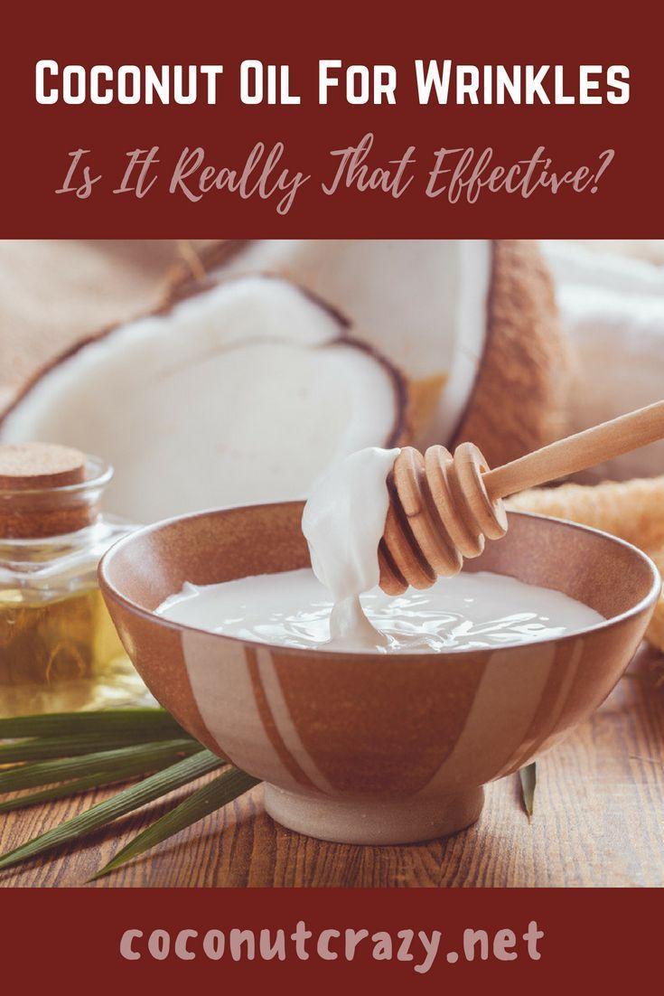 Kokosöl für Falten – ist es wirklich so effektiv…