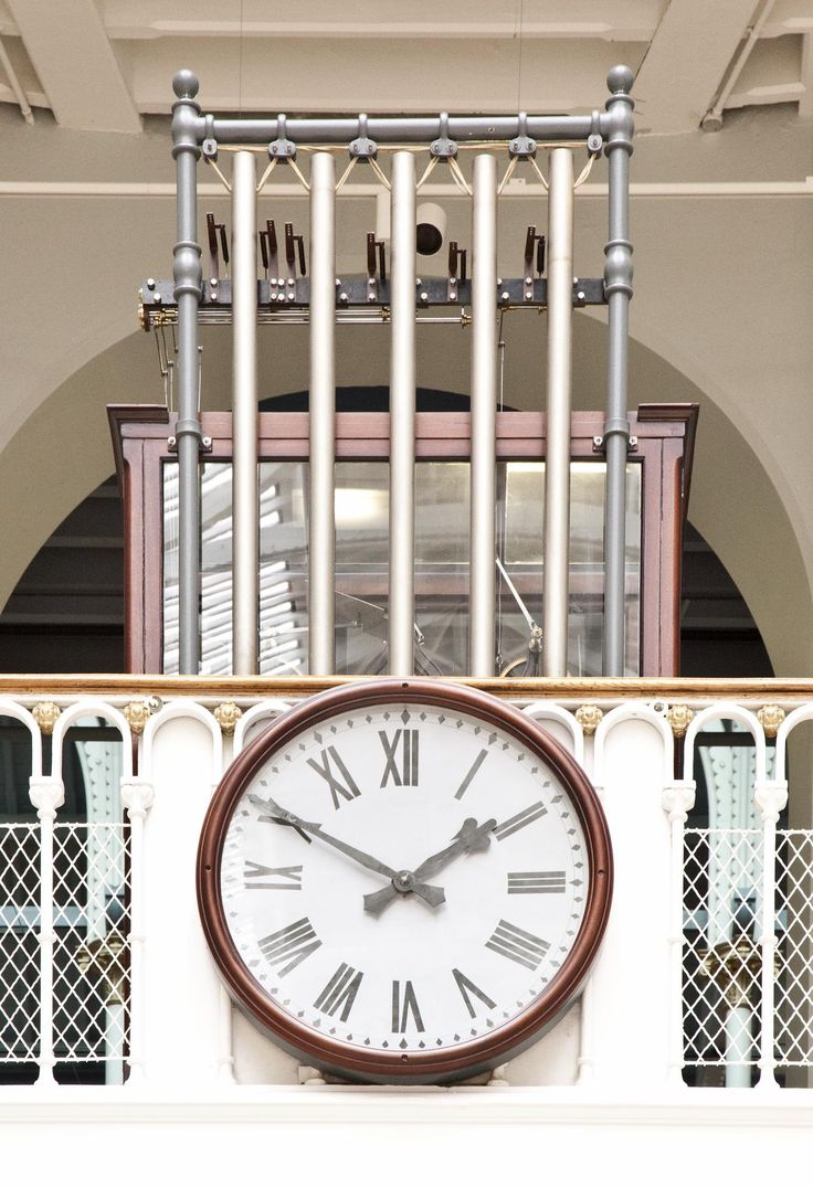 15 best unique time pieces images on pinterest clocks pendulum clock fitted with lord grimthorpes escapement and striking the hours and westminster quarters on five tubular bells to a scale of 6 inches to 1 foot amipublicfo Images
