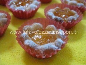 Pasticcini di Frolla Speciale  http://www.latavolozzadeisapori.it/ricette/pasticcini-di-frolla-speciale-2