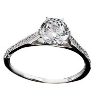 Ring Bracelet Avon Products Solitaire Rings Sterling Silver Jewelry Jewelery 1 Carat Wedding