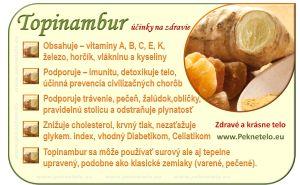 Info topinambur