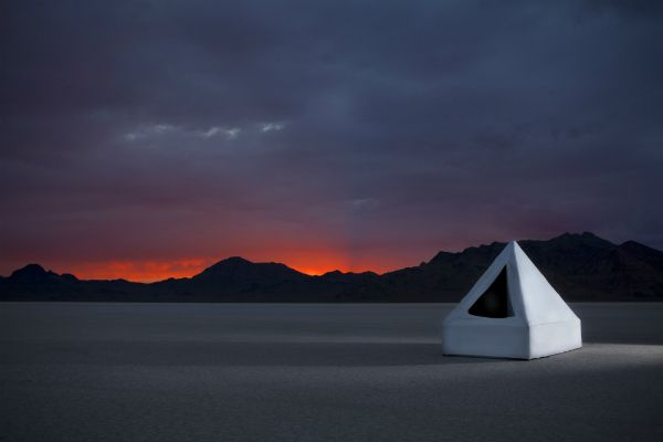 Zen Float Tent: In Home Sensory Deprivation  see more at