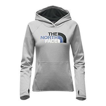The North Face Women's Fave Half Dome Pullover Hoodie Sweatshirt