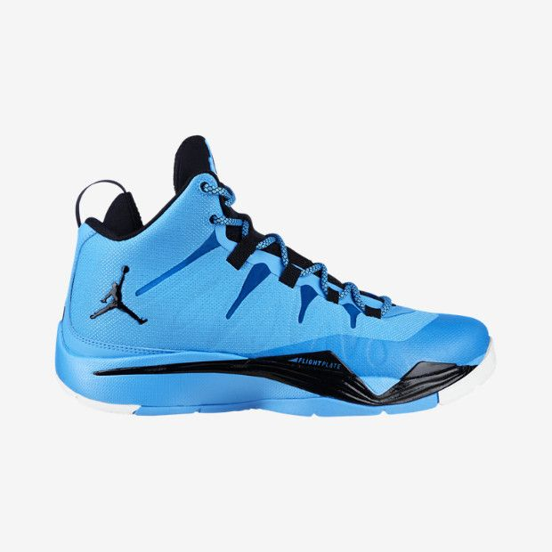Online Hot Nike Jordan Super.Fly 2 PO Cheap sale Black Dark Powd