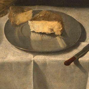 Natura Morta,olio su tela,sec XVII
