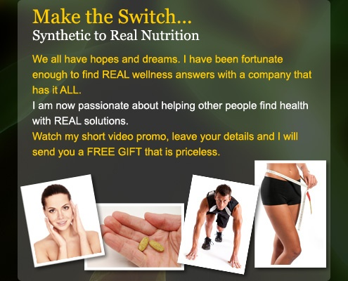 Mannatech - FABULOUS nutritional supplements