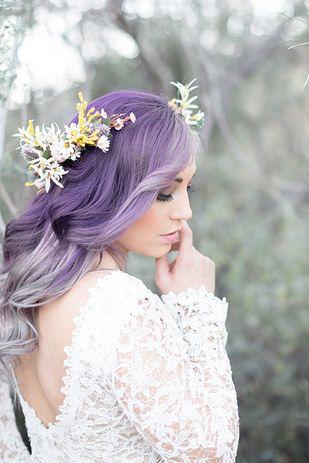 23 Noivas provam que cabelo colorido combina com vestido de noiva! – Salve a Noiva!
