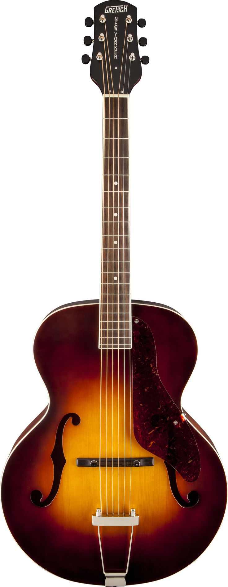 gretsch introduces new and improved 2014 roots collection gear talk guitar archtop guitar. Black Bedroom Furniture Sets. Home Design Ideas