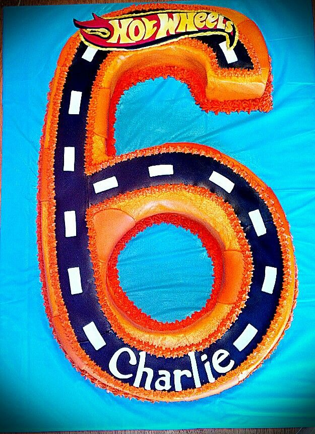 11 Best Images About Hot Wheels Birthday On Pinterest