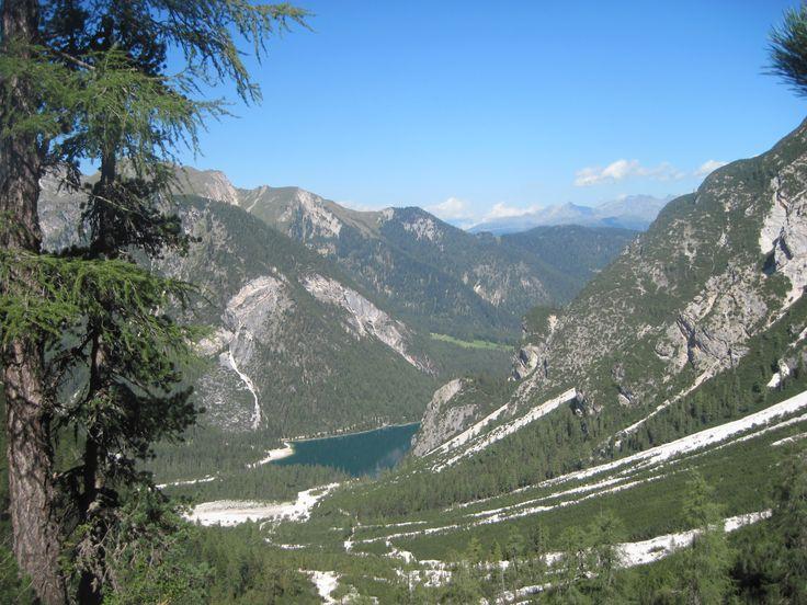 dolomiti - lago di Braies