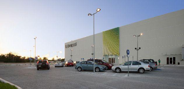 Iluminaci 243 N Exterior Liverpool Lightmex Proyectos