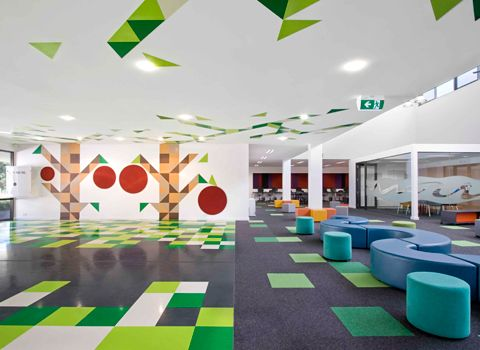 Marys School In Australia By Smith Tracey Architects