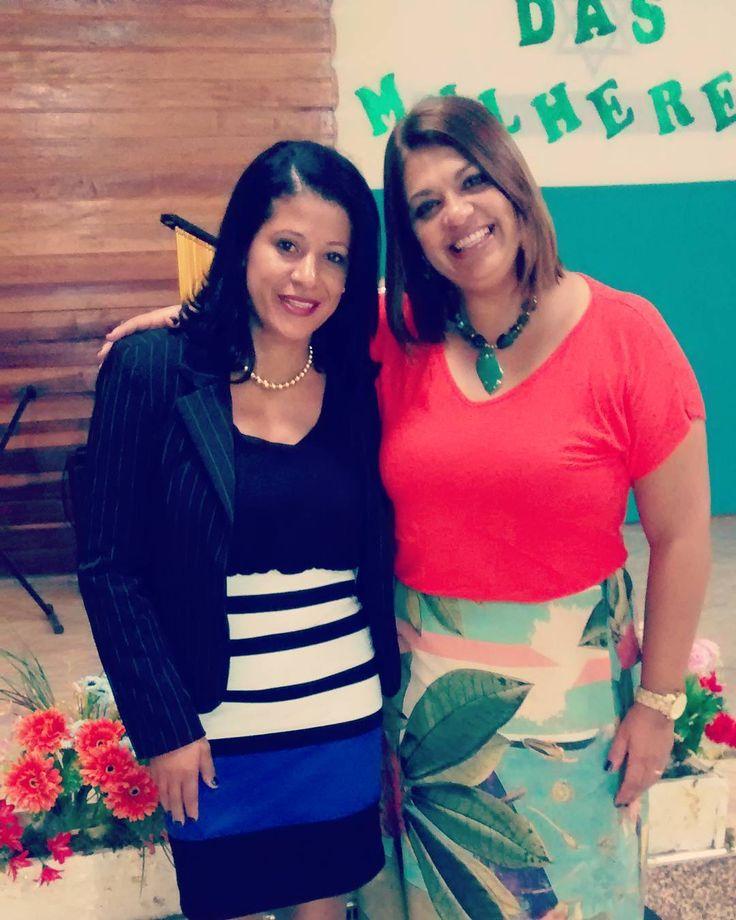 Sabe aquela mãe espiritual que todos sonham,então essa é minha,mulher temente a Deus,uma jóia Rara.#Pastora #Alessandra. http://misstagram.com/ipost/1554807492163328653/?code=BWTyS0ogtqN