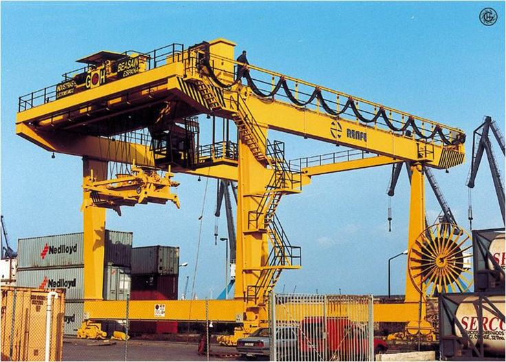 7 best grúas para contenedores - cranes for containers images on ...