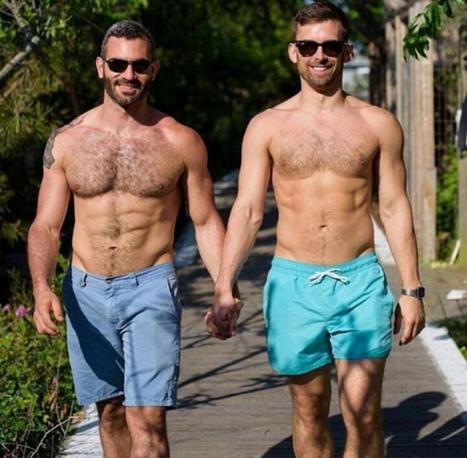 gay hairy couples