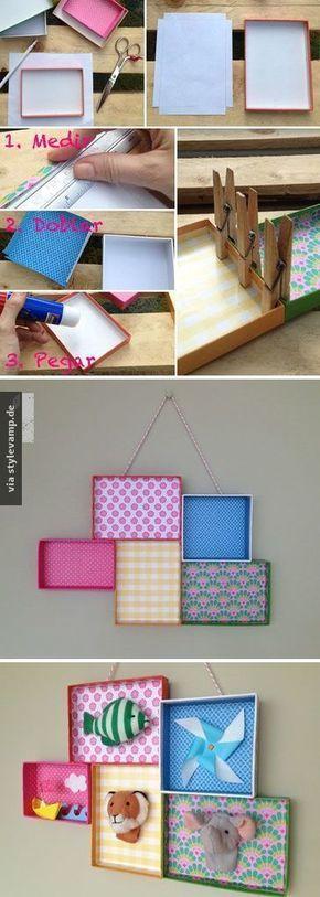Süße Idee für eure Wände!