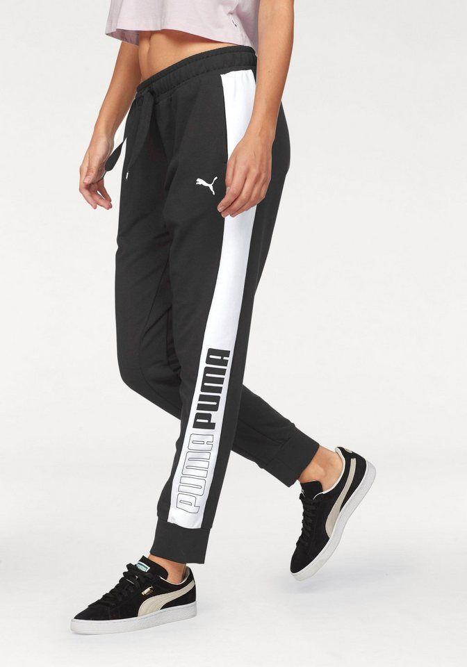 Damen Jogginghose Sport »modern Puma Track Pants«Outfit