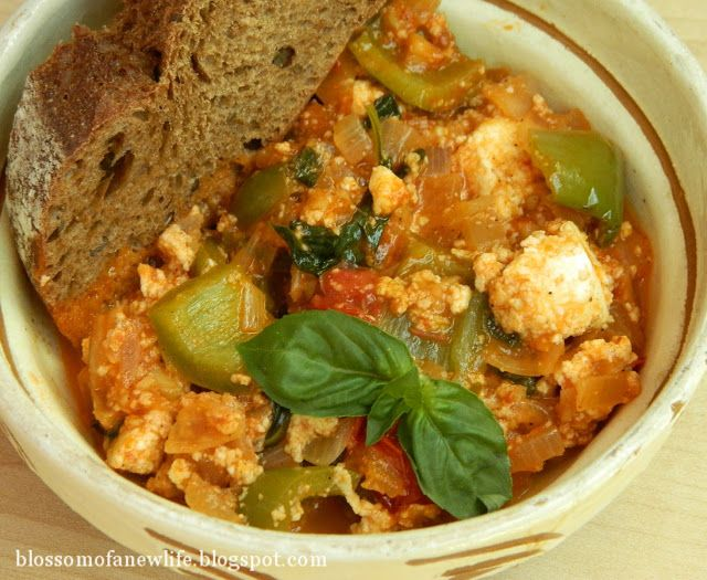 Kadai Paneer made with fresh basil leaves. Delicious  & flavorful vegetarian dish!