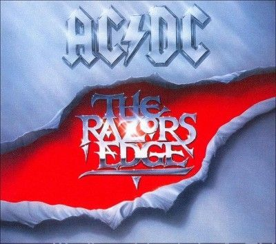 AC/DC - The Razor's Edge (CD)