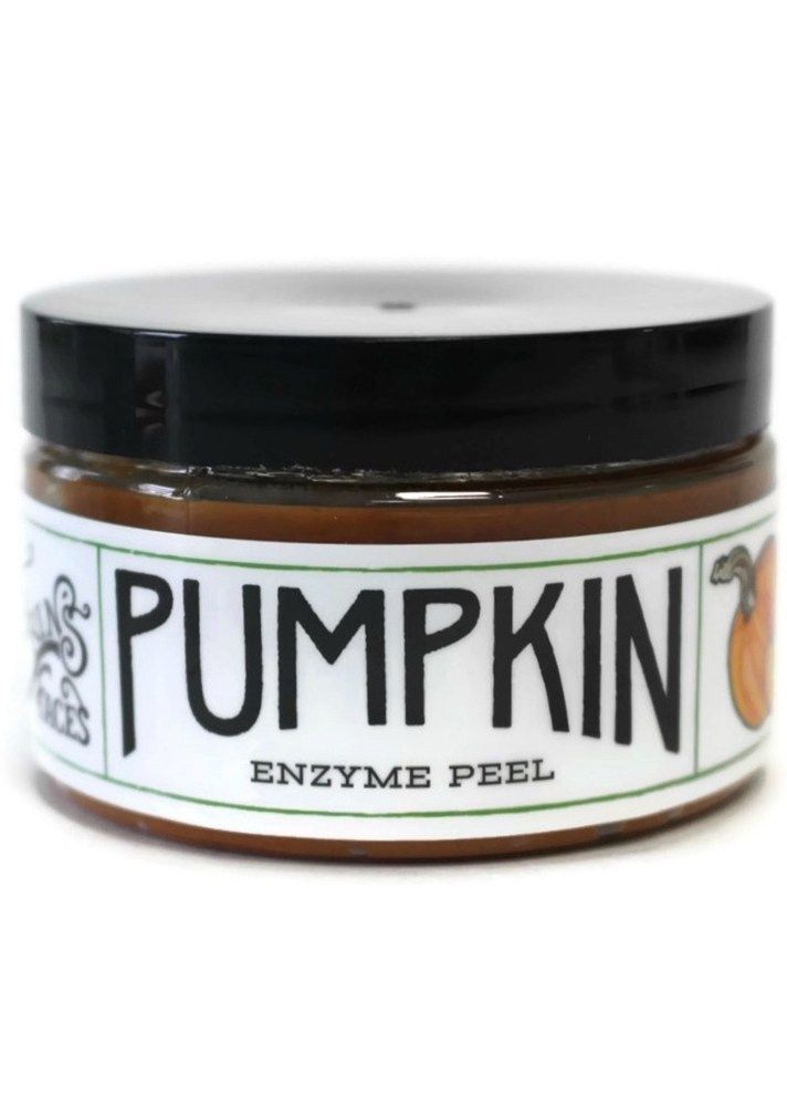 Best Gentle Face Peels for Wrinkles, Dark Spots | StyleCaster Erin's Faces Pumpkin Enzyme Peel Erin's Faces Pumpkin Enzyme Peel, $35; at Erin's Faces   Read more: http://stylecaster.com/beauty/facial-peels-for-wrinkles-dark-spots/#ixzz4ZcxEUetg