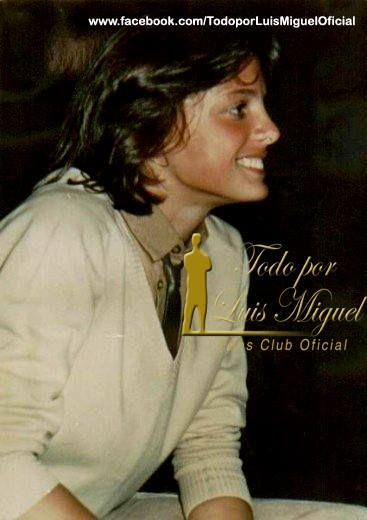 Luis Miguel www.facebook.com/TodoporLuisMiguelOficial