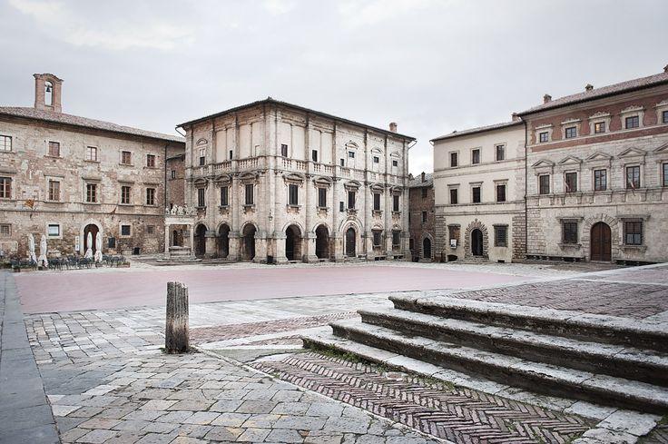 Montepulciano - Piazza Grande