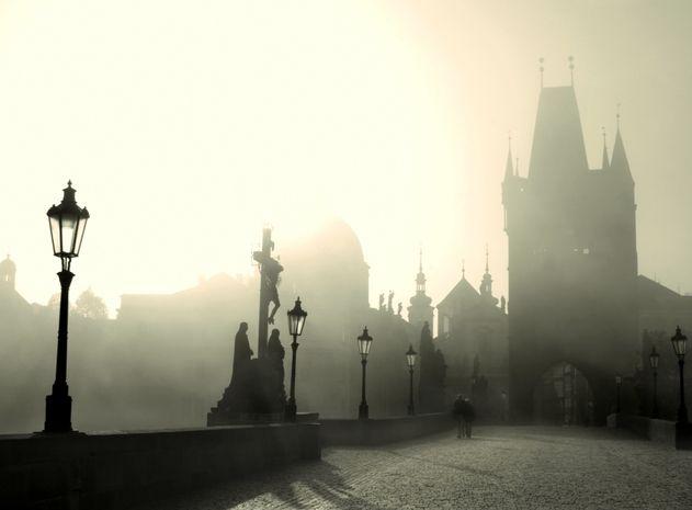Strašidelná Praha pro celou rodinu | Allegria-Firma na zážitky