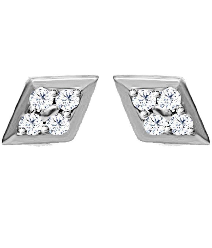 Jacknjewel 0.16 Carat Diamond Airy Platinum Stud Earrings, http://www.snapdeal.com/product/jacknjewel-016-carat-diamond-airy/296193332